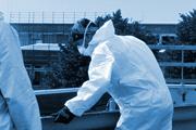 Analyse von Asbest